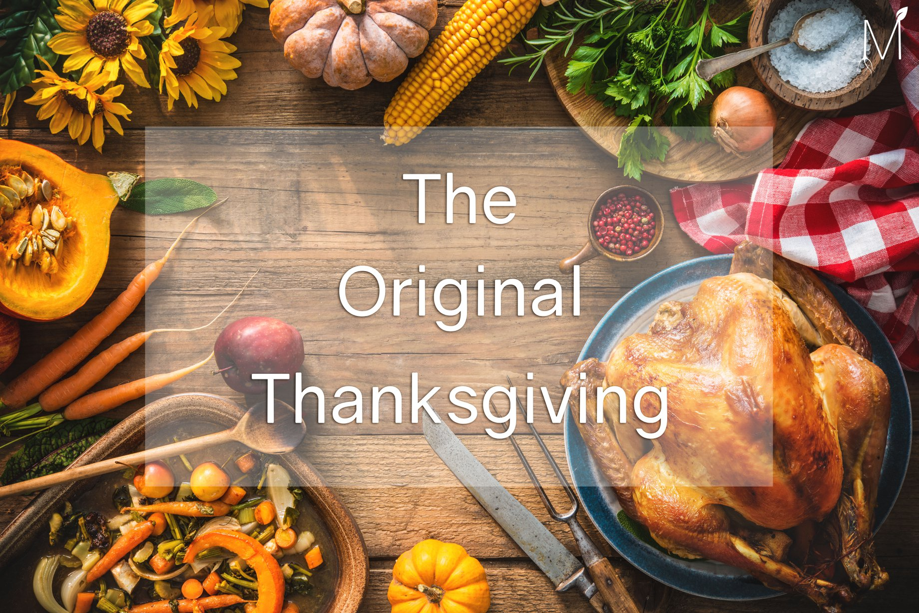 Original Thanksgiving