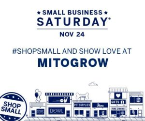 Small Business Saturday MitoGrow